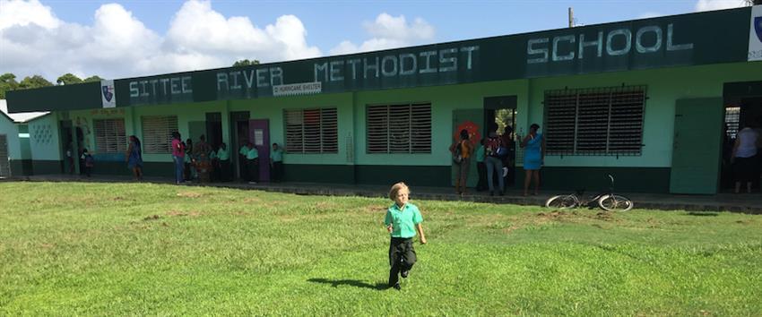 Sittee River Methodist School