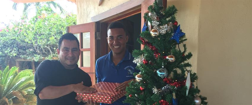 Our Christmas in Belize
