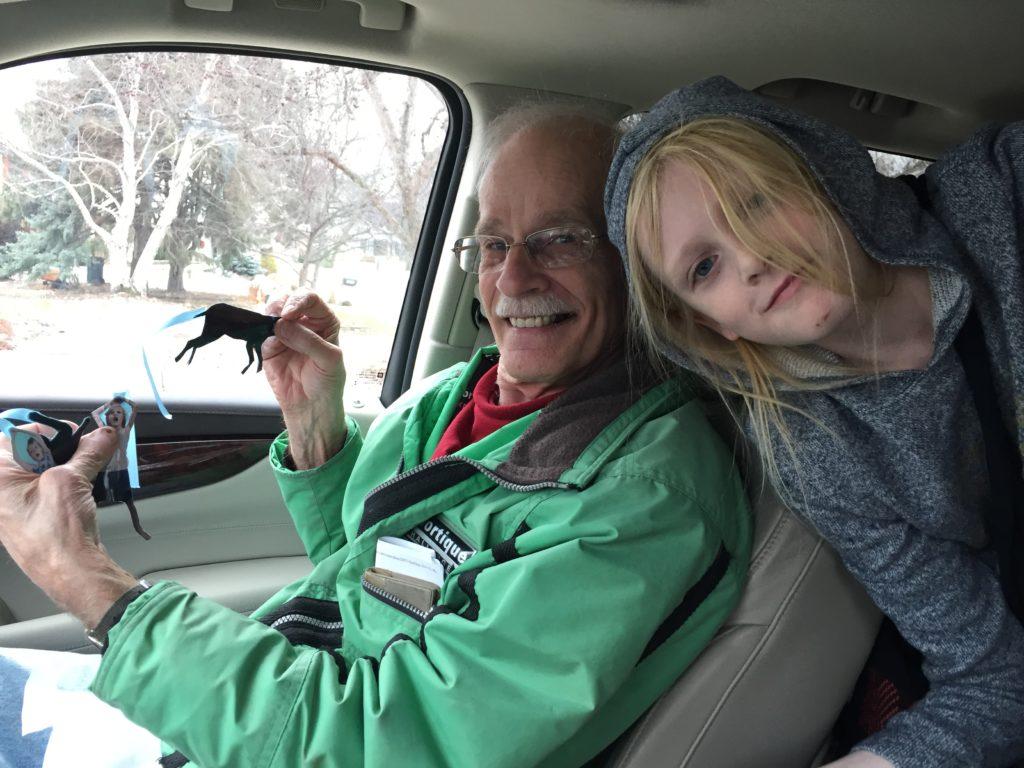 Fay and Grandpa