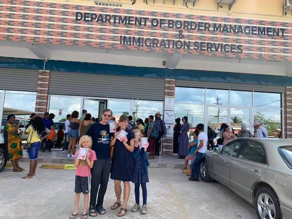 Belmopan Immigration Office