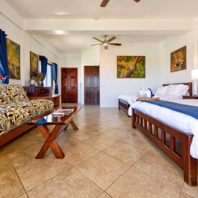 belize hotel room
