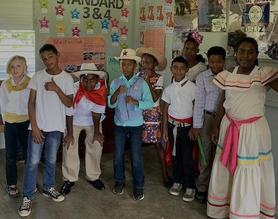 Belize Hopkins Blog