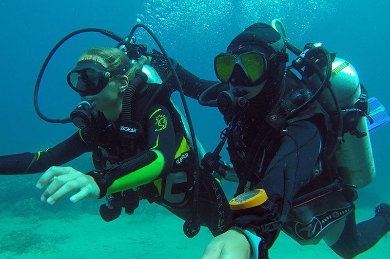 Belize discover scuba