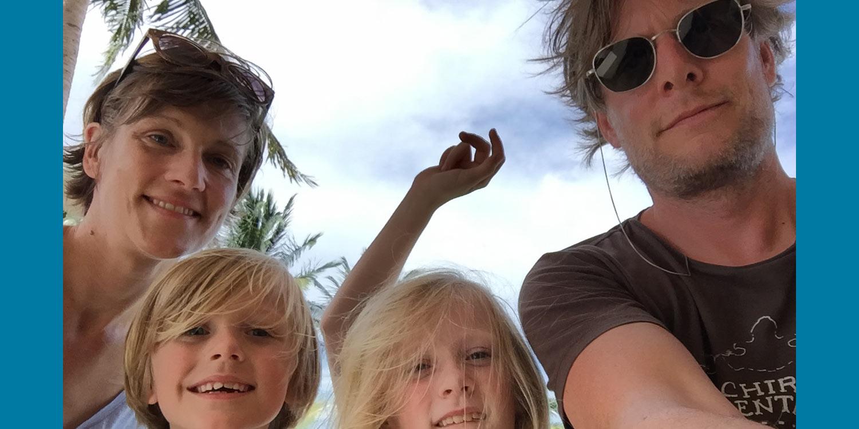 Family run resort in Belize